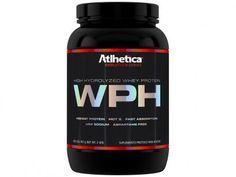 Whey Protein WPH Hidrolyzed 907g Baunilha - Atlhetica com as melhores condições você encontra no Magazine Edmilson07. Confira!