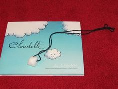 Cloudette ..book and art