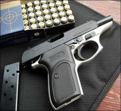 Bersa 380 Thunder/Firestorm.  Any man that considers himself a man, refuses to be a victim himself.  #EDC #everydaycarry