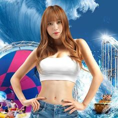 @exid__hani on Instagram: Hani for California Beach