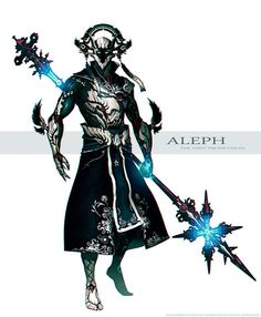 Aleph The First Promethean | Teror of Death Homepage