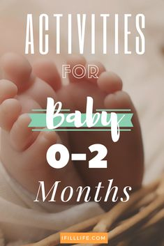 Activities to Help Your Baby Grow & Learn: In my experience when I finally had my newborn I was very eager and excited to try some activities that will help her in her growth and development. These are not strenuous activities that may stress a baby but these are simple activities which we might not even recognize of doing naturally. These will help your little one learn as they grow. These are list of activities which are very suitable for baby in 0-2 months old.