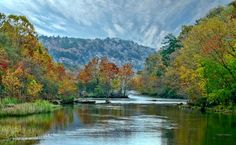 Beavers Bend State Park is located in the mountainous region of southeast Oklahoma along the shores of Broken Bow Lake and the Mountain Fork River.