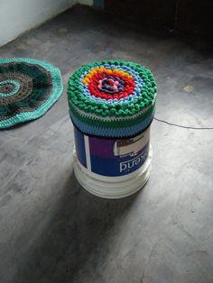 Bolmara De Marco: Convirtiendo un balde de pintura de 20 litros en u...
