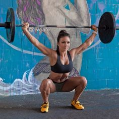 Gotta LOVE women who LIFT!!!