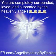 Thank you angels