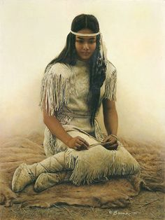 Little Star, (Cherokee)