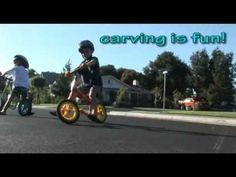 Bikke balance bike for kids