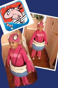 our version of fish in a bowl from cat in the hat bowl is made couple halloweenhalloween outfitshalloween - Cat In The Hat Halloween Costume Ideas