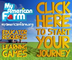 Built for educators, learners and their families, the site offers free downloads for lessons and agricultural activities to explore. Check it out!