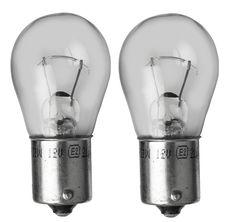 Halfords Autolampen P21W Rapid Response  Description: De Halfords P21W Rapid Responseautolamp is een lamp die je gebruikt voor rem- en achtelicht. In deze set vind je twee P21W Rapid Response lampen. Deze lampen lichten 50% sneller op met een grotere hoevelheid licht. Hierdoor geef je de achterliggers de kans om sneller te reageren en zo kop-staartbotsingen te voorkomen. De stopafstand kan met deze lampen tot wel 3 meter worden verkort. Aan te raden is om autolampen altijd per twee te…