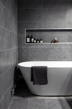 65 best grey bathroom tiles images in 2019 bathroom bathroom rh pinterest com