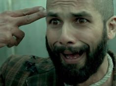 Best Actor: Shahid Kapoor, Movie : Haider | www.indipin.com #indipin