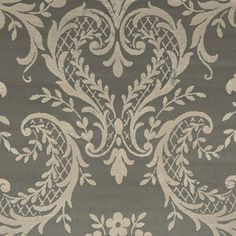 Castleton Damask Velvet - Dusk - Damasks - Fabric - Products - Ralph Lauren Home - RalphLaurenHome.com