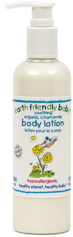 #Earth Friendly Baby Organic #Body #Lotion - 3 Fragrancies available online at http://www.babycity.co.uk/