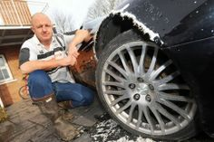 Dog Manages to Chew and Destroy £80,000 Aston Martin