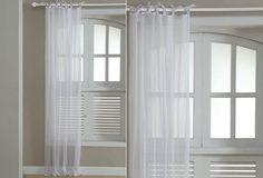 Curtains | Sheer Curtains | White Curtains