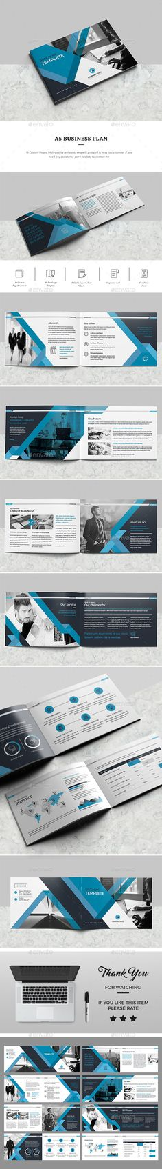 Company #Profile - Corporate #Brochures Download here:  https://graphicriver.net/item/company-profile/19405000?ref=alena994