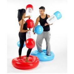Inflatable Duel Combat ~ Fun Summer Garden Game