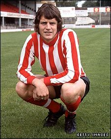 Another Saints legend...Mick Channon