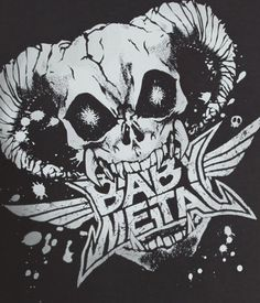 BABYMETAL「HOT TOPICから新デザインのベビメタTシャツ販売中」 : BABYmatoMETAL