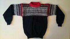 Norwegian Hand knitted Marius Sweater by JennysHandknitting, kr1500.00