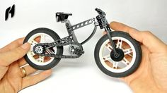 How to Build the Lego Technic Fatbike (MOC)