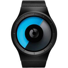 ZIIIRO Celeste Black Mono Watch | Z0005WBBG