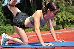 Eight exercises for basic core strength