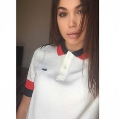 Girls in polos