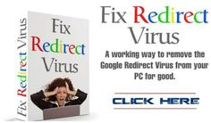 If You Know How To Copy A File, My Guaranteed Solution Will Help You Remove All Traces Of The Redirect Virus.Over the years, I've helped thousands of people (whether a grandmother or a computer geek) clean the redirect virus from their computers. Secure Your PC, Remove The Virus Today! The Google / Search redirect virus is one ...