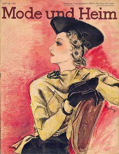 Mode und Heim 1937