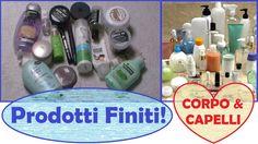 FINO all'ULTIMA GOCCIA! - Prodotti Corpo e Capelli