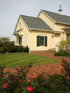 Board And Batten Siding Design, Pictures, Remodel, Decor And Ideas   Page 2  · Exterior ColorsExterior PaintExterior ...