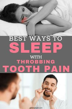 There are some fast-acting and easy remedies that you can use to ensure that the throbbing tooth does not interfere with your snooze. Here is how to sleep with a toothache. Severe Tooth Pain, Sore Tooth Remedies, Jaw Pain, Wisdom Tooth Pain Relief, Science Education, Health Education, Physical Education