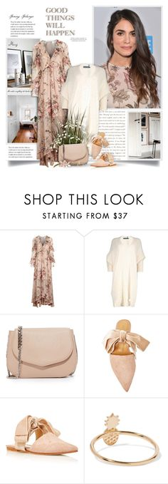 """Good Things Will Happen"" by thewondersoffashion ❤ liked on Polyvore featuring Zimmermann, Boohoo, Rochas and I+I"