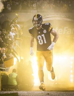 43475cfa9 Jesse James  81 Pittsburgh Steelers Pictures