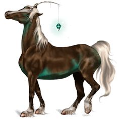 ♥Galopująca♥, Jednorożec Koń czystej krwi arabskiej D - Howrse