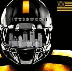 Here We Go Steelers, Steelers Football, Pitt Steelers, Nfl Patriots, Football Pics, University Of Pittsburgh, Pittsburgh Sports, Steelers Tattoos, Dan Rooney