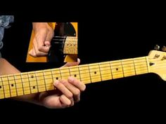 50 Texas Blues Licks - #8 Double Jump - Guitar Lesson - Corey Congilio
