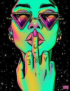 Hippie Painting, Trippy Painting, Trippy Drawings, Art Drawings Sketches, Art Pop, Pintura Hippie, Psychadelic Art, Stoner Art, Trippy Wallpaper