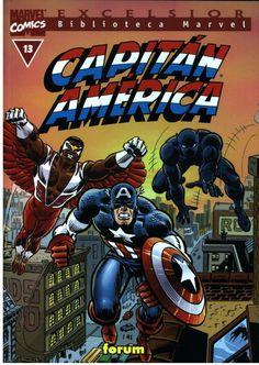Biblioteca Marvel Capitán América  nº 13