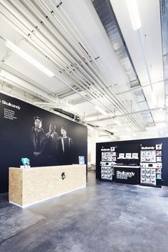 Skullcandy office by Arthur de Chatelperron & Hugo Hélène, Zurich office design