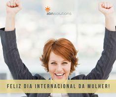 Hoje é só um dia simbólico para você mulher, pois todos os dias da semana, mês e ano são teus.  Vocês são mais que especiais, Feliz dia internacional da mulher.