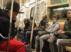#맨하탄 #지하철 #manhattan #subway #그림 #일러스트 #drawing #illustration #흥그림