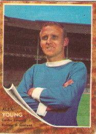 35. Alex Young Everton