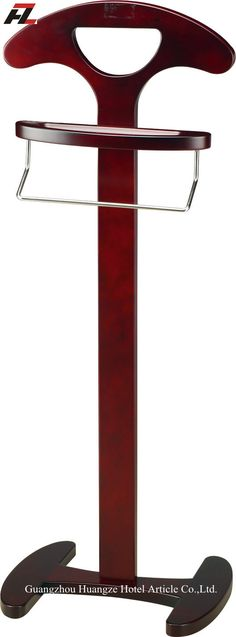 Hotel Suit Valet Stand-Clothes Valet Stand .     sales_hotelsupply@hotmail.com