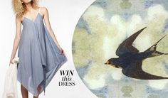 Nomad Chic - WIN A LOUP CHARMANT DRESS*