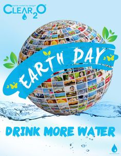 Water Filter Pitcher, Filtered Water Bottle, Water Pitchers, Drink More Water, Earth Day, Drinking Water, Drinks, Drinking, Beverages