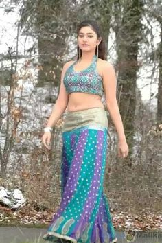 How s my navel show - Poonam Bajwa -